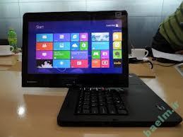 لپ تاپ   لپ تاپ سبک با صفحه نمایش بسیار جالب