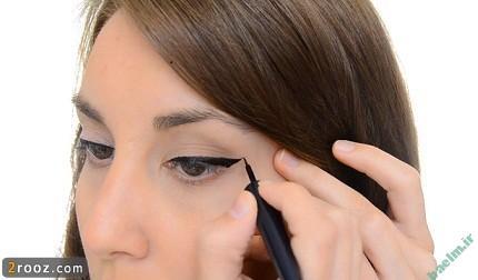 maxresdefault7 نکاتی در مورد آرایش چشم در منزل