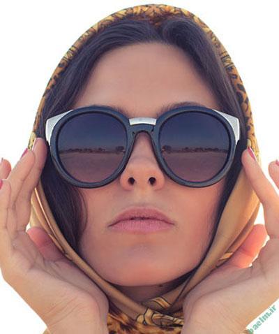 مد و زيبايي   آموزش انتخاب عينك آفتابي مناسب براي خانم ها