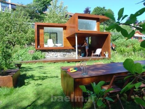 عكس | عكس خانه تابستاني شيك و زيبا | دكوراسيون