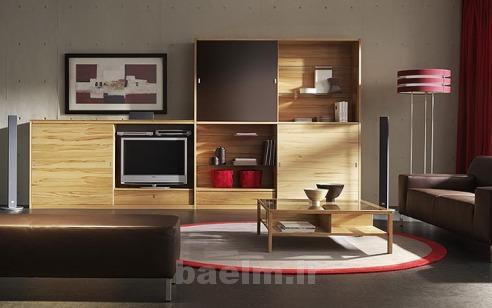 sepahancamp.ir miz TV 15 مدل میز و دکوراسیون تلویزیون LED و LCD