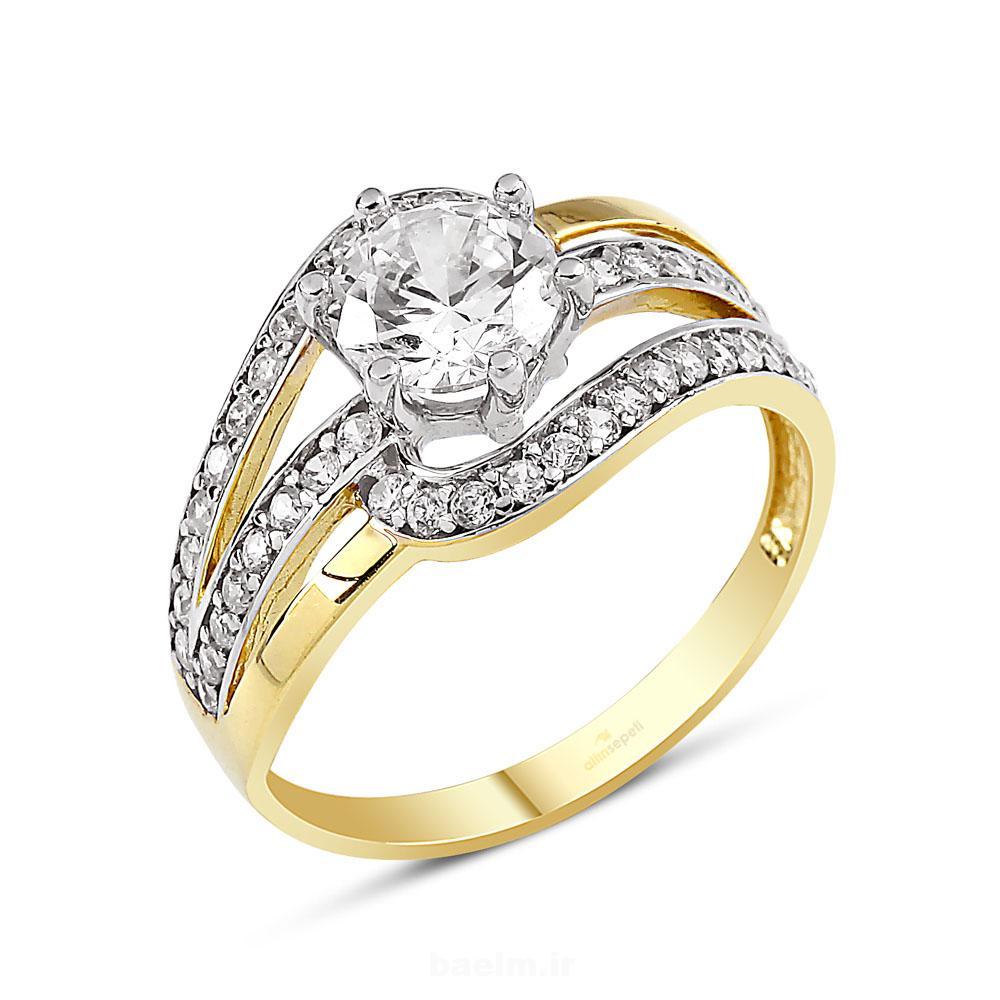 عکس های بسیار شیک و زیبا از انگشتر های طلا (الماس)