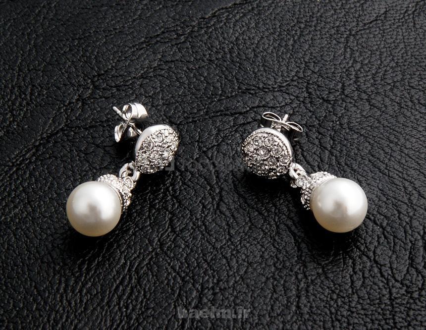 beautiful pearl earrings 12 Beautiful Pearl Earrings
