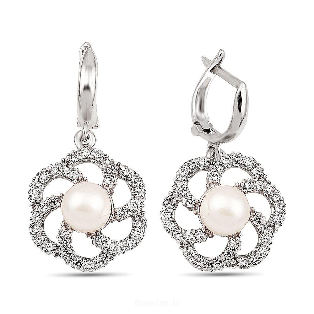 beautiful pearl earrings 14 Beautiful Pearl Earrings
