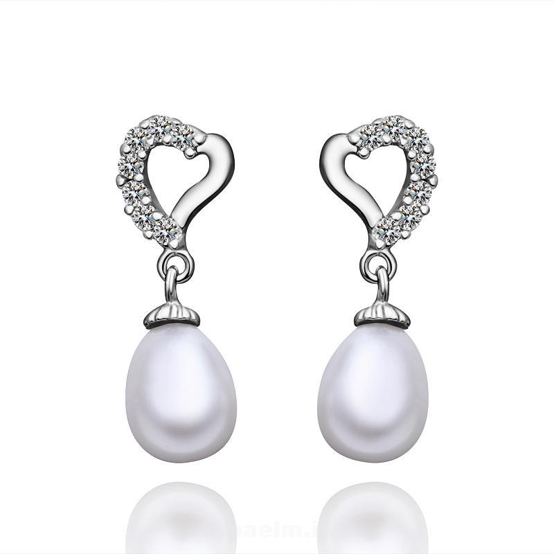 beautiful pearl earrings 3 Beautiful Pearl Earrings