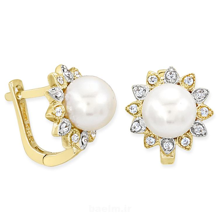beautiful pearl earrings 6 Beautiful Pearl Earrings