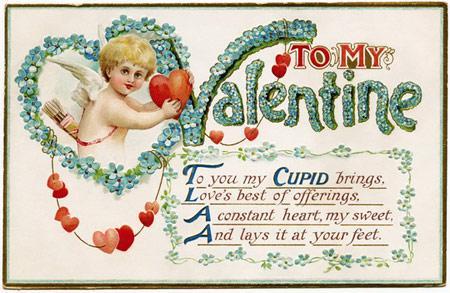 کارت پستال عاشقانه و شیک