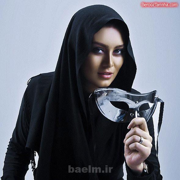 عکس | شباهت عجیب یک مانکن به بازیگر زن جوان ایرانی