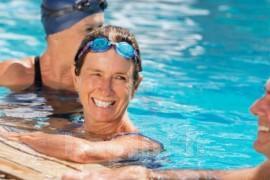 ورزش | آیا میدانید حرکت های مختلف شنا چقدر کالری میسوزاند
