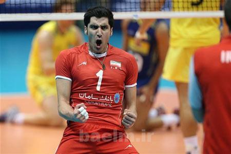 ورزشي | بیوگرافی شهرام محمودی (والیبالیست)+ تصاویر شهرام محمودی