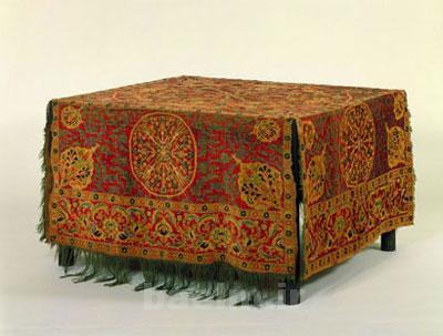 آشنایی با انواع رومیزی , تصاویر رومیزی های مختلف