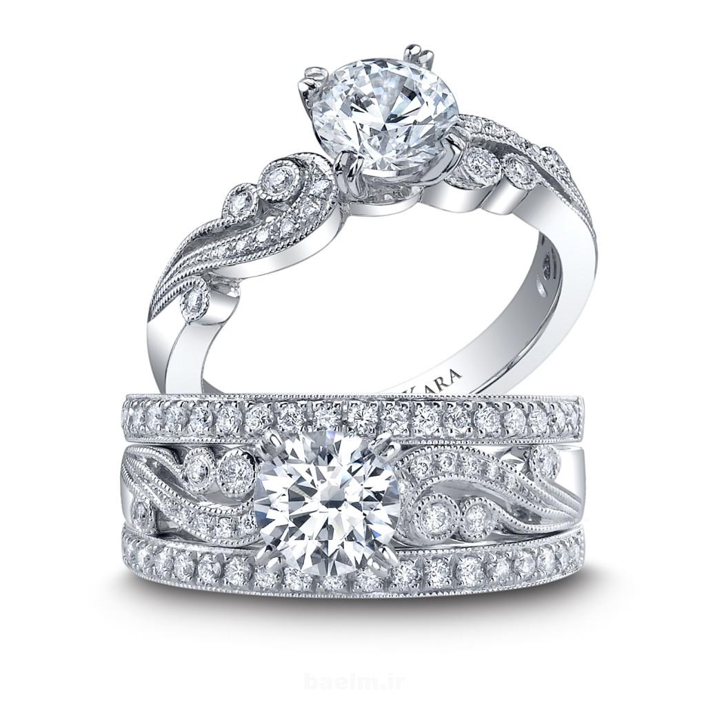 مد و زیبایی | سری جدید مدل های بسیار شیک و زیبای حلقه های نامزدی الماس
