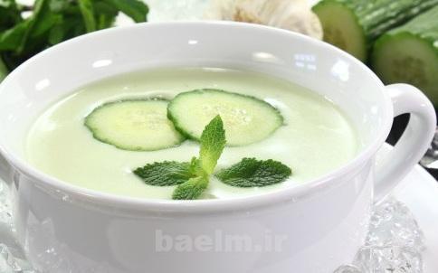 آموزش آشپزی | طرز تهیه یک سوپ رژیمی و کم کالری