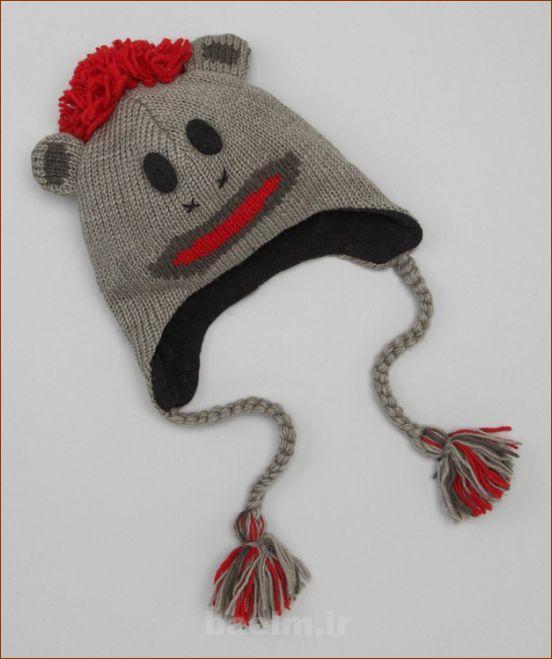 مدل کلاه بافتنی,مدل کلاه بافتنی با قلاب,مدل کلاه بافتنی بچه گانه