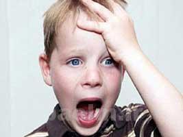 روانشناسی کودک   درمان انواع تیک عصبی در کودکان