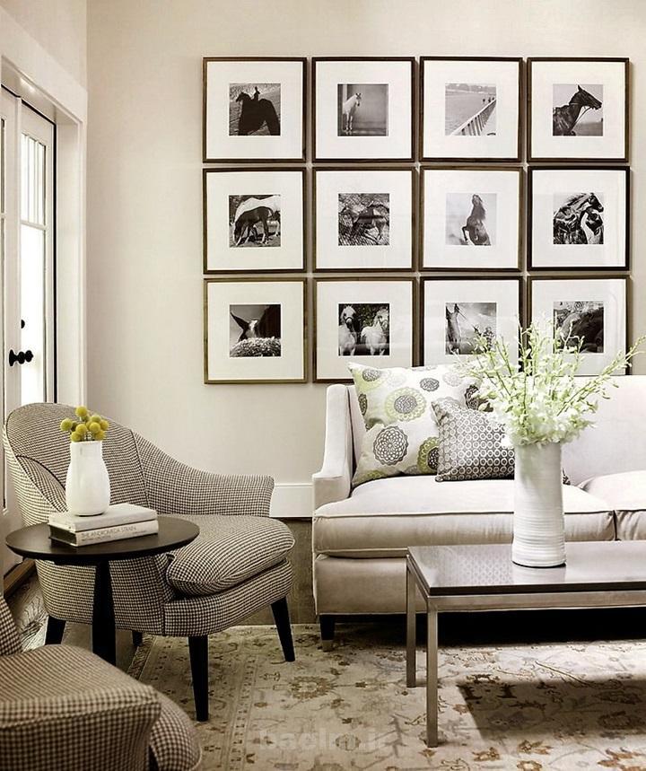 Frame Decors For Living Room 15 Frame Decors For Living Room