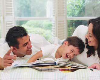 خانواده | مسئوليت هاي تربيت بچه به عهده هردوي والدين است