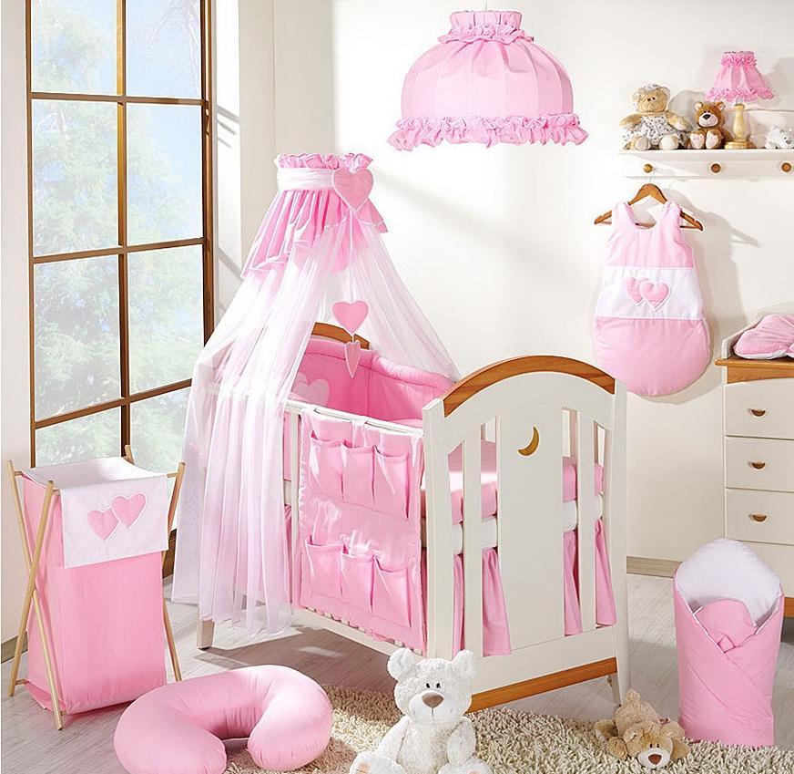 عکس هایی از لوازم ست اتاق نوزاد(دکوری،روبالشی،ملافه)