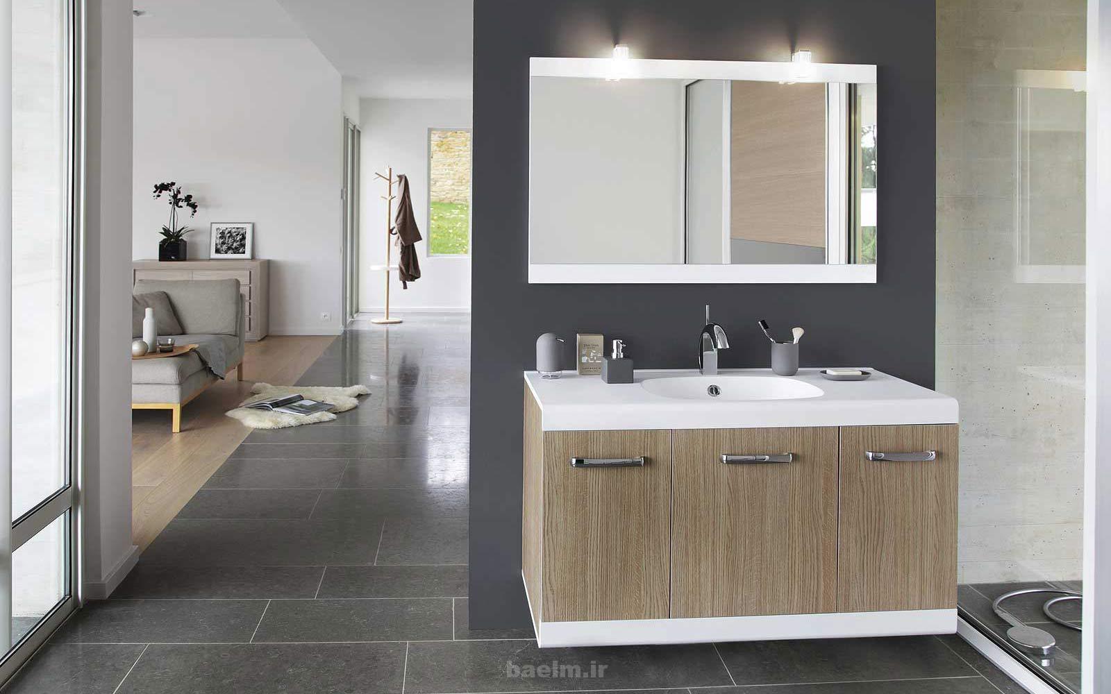 Meuble double vasque leroy merlin meuble salle de bain for Meubles sdb leroy merlin