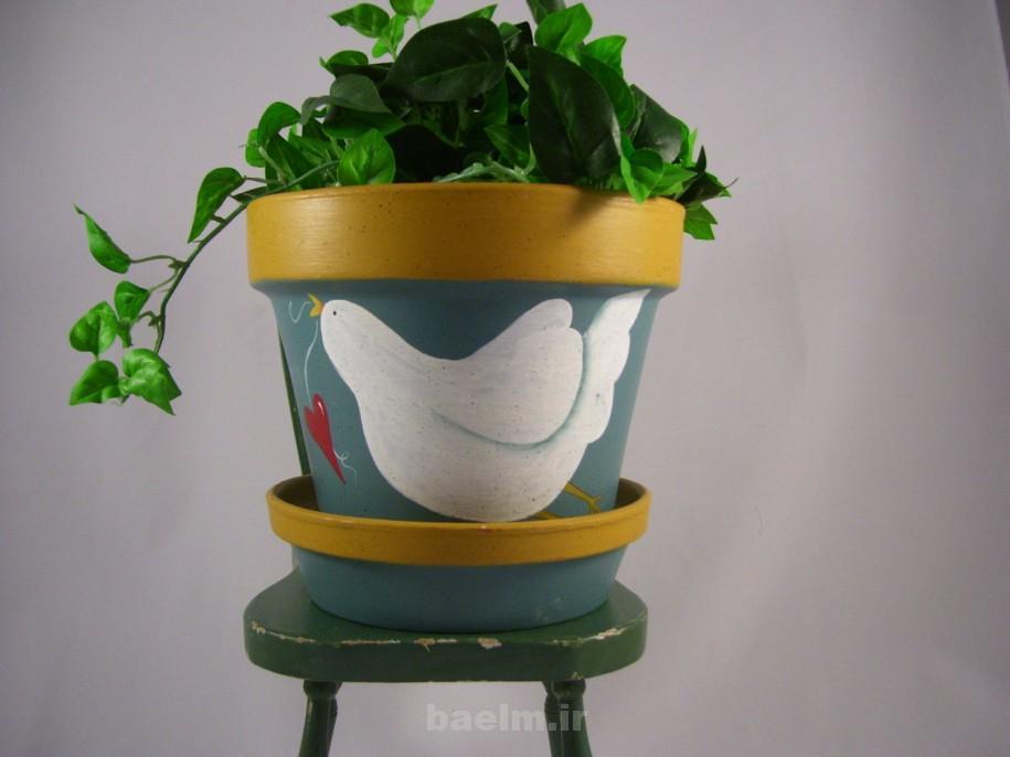 beautiful flower pots 1 Beautiful Flower Pots