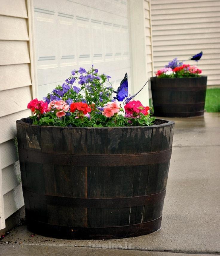 beautiful flower pots 5 Beautiful Flower Pots