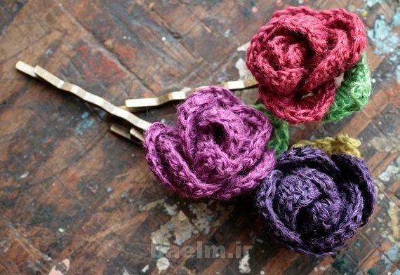 beautiful hairpins 4 Beautiful Hairpins