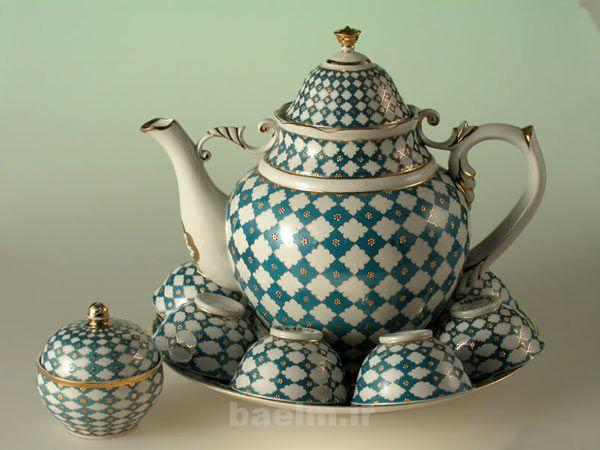 beautiful tea sets 15 Beautiful Tea Sets