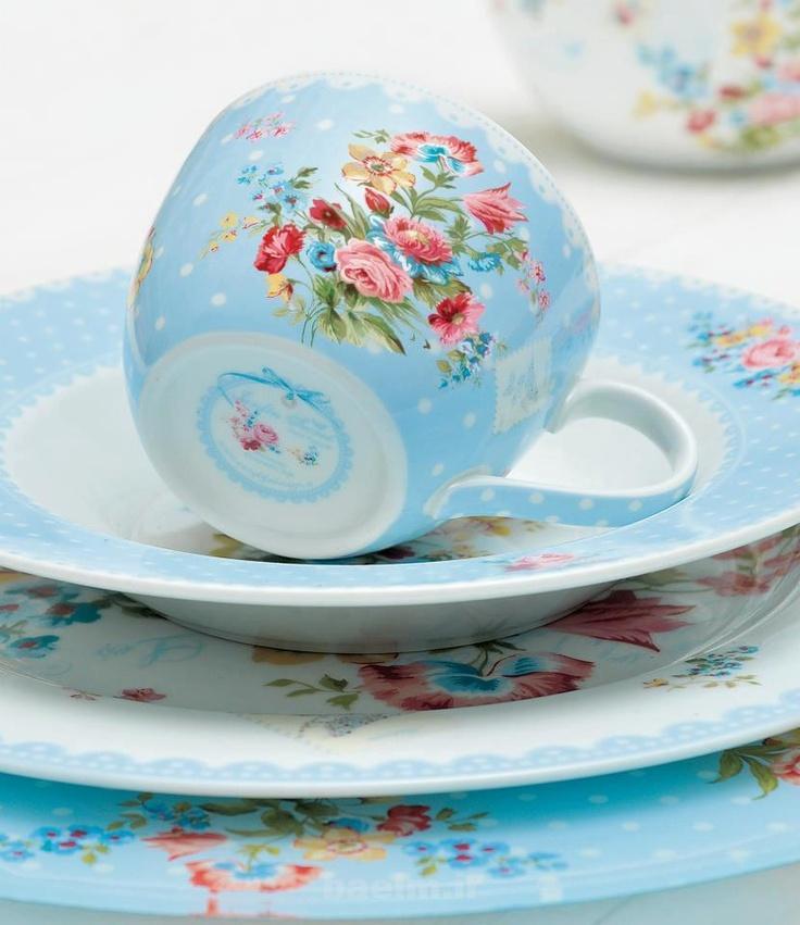 beautiful tea sets 19 Beautiful Tea Sets