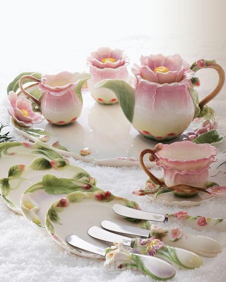beautiful tea sets 20 Beautiful Tea Sets
