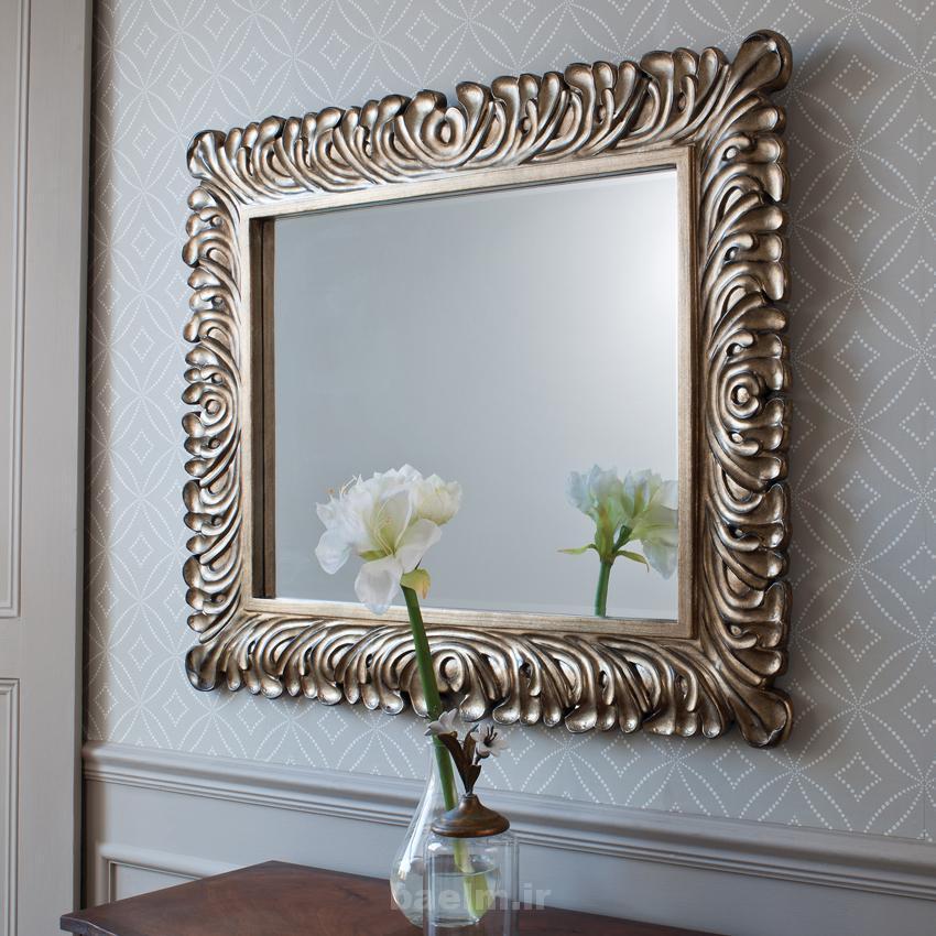 مد | عکسهایی از آینه های مخصوص اتاق خواب(مدرن و زیبا)