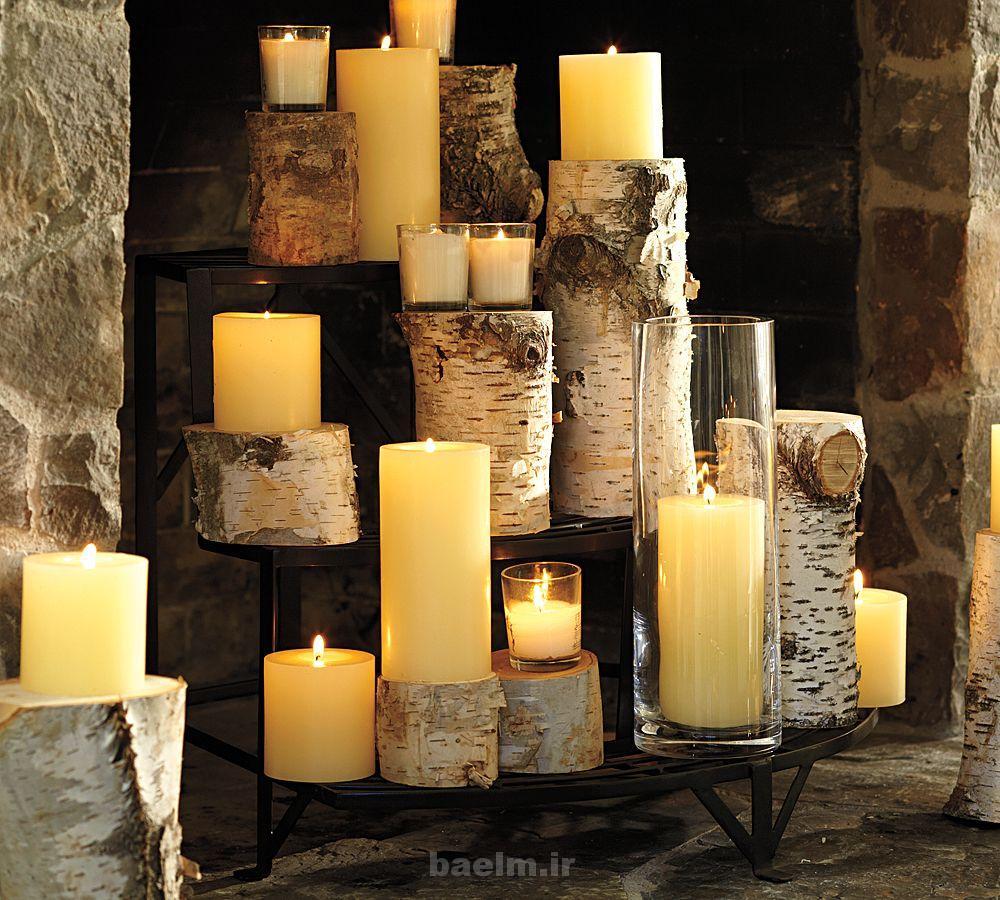 decorating with candles 11 Decorating With Candles