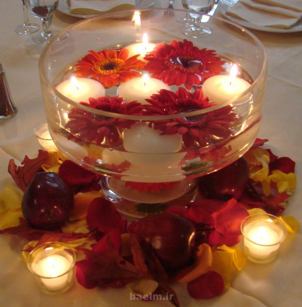 decorating with candles 12 1007x1024 Decorating With Candles