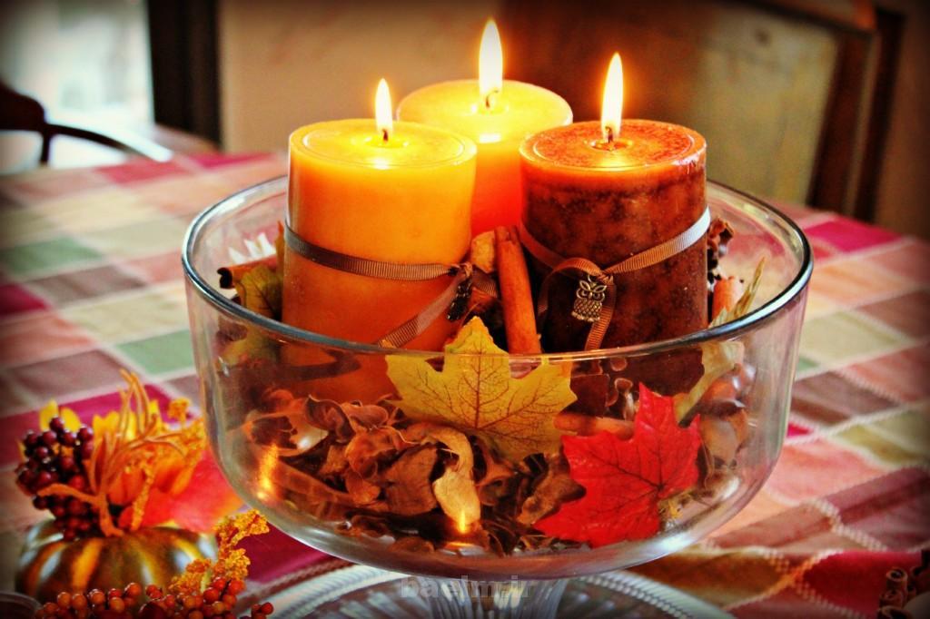 decorating with candles 13 1024x682 Decorating With Candles