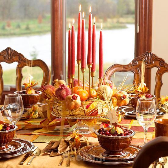 decorating with candles 2 Decorating With Candles