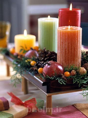 decorating with candles 3 Decorating With Candles