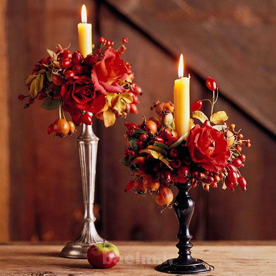 decorating with candles 9 Decorating With Candles