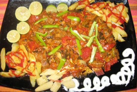 آموزش آشپزي | طرز تهیه راگوی سبزیجات (بسیار خوشمزه)