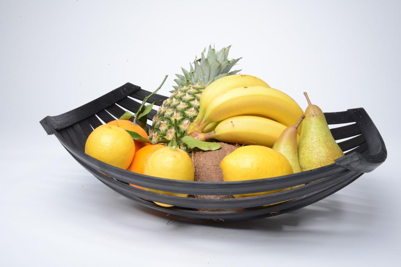 عکس ظرف میوه شیک