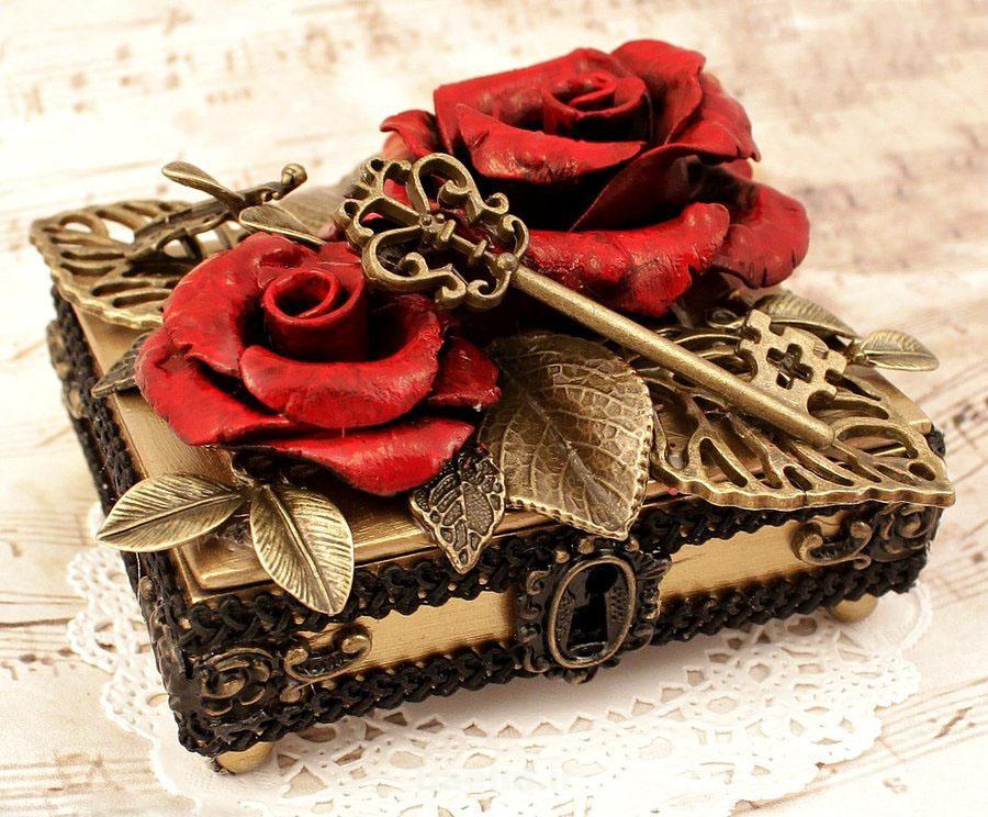 مد | عکس هایی از جعبه جواهرات (بسیار شیک و مدرن)