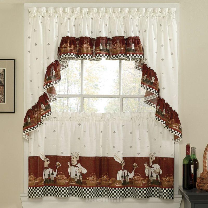 kitchen window curtains 16 Kitchen Window Curtains
