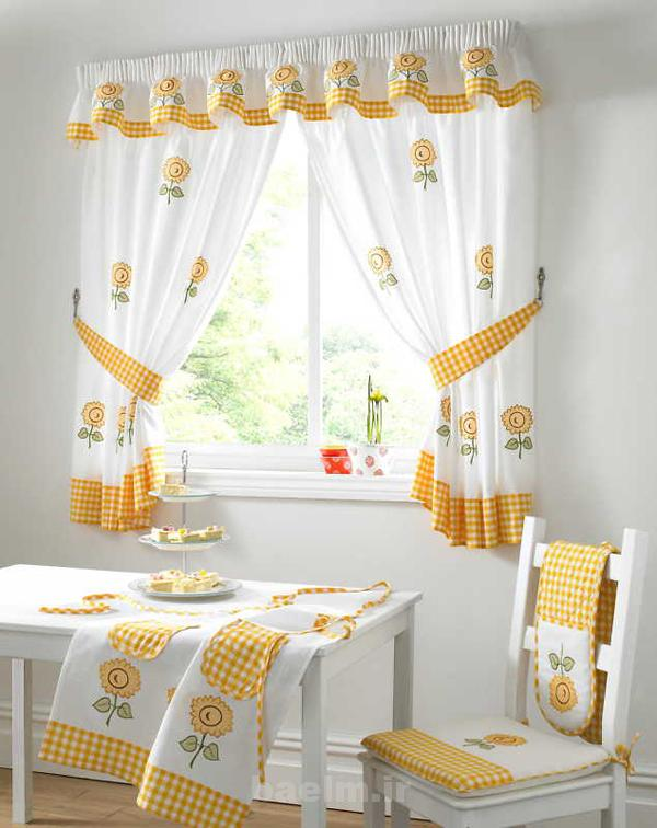 kitchen window curtains 7 Kitchen Window Curtains