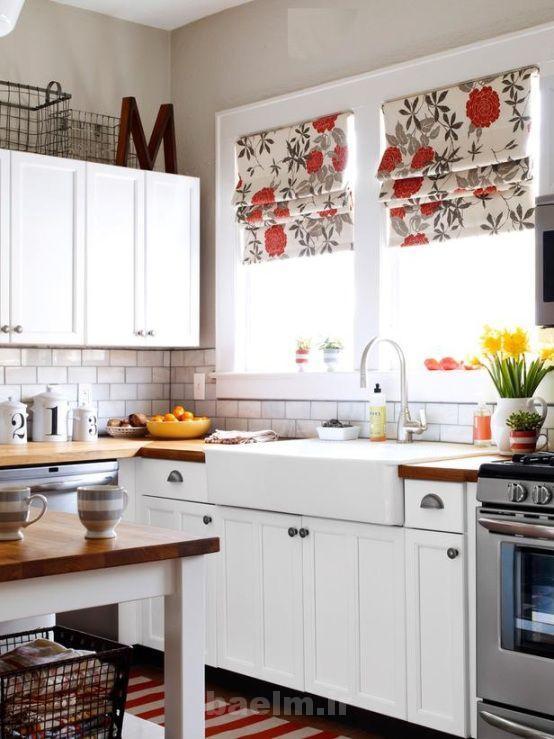 kitchen window curtains 9 Kitchen Window Curtains