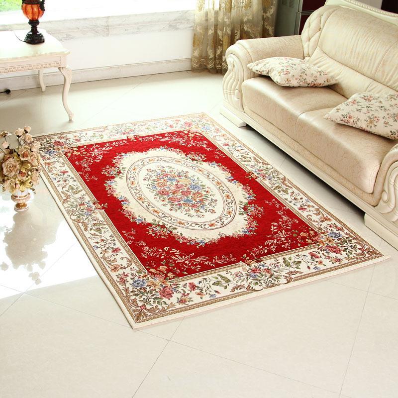 عکس هایی از فرش های کوچک مخصوص سالن پذیرایی