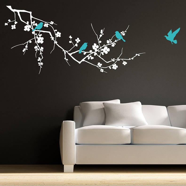 most beautiful wall stickers 1 Most Beautiful Wall Stickers