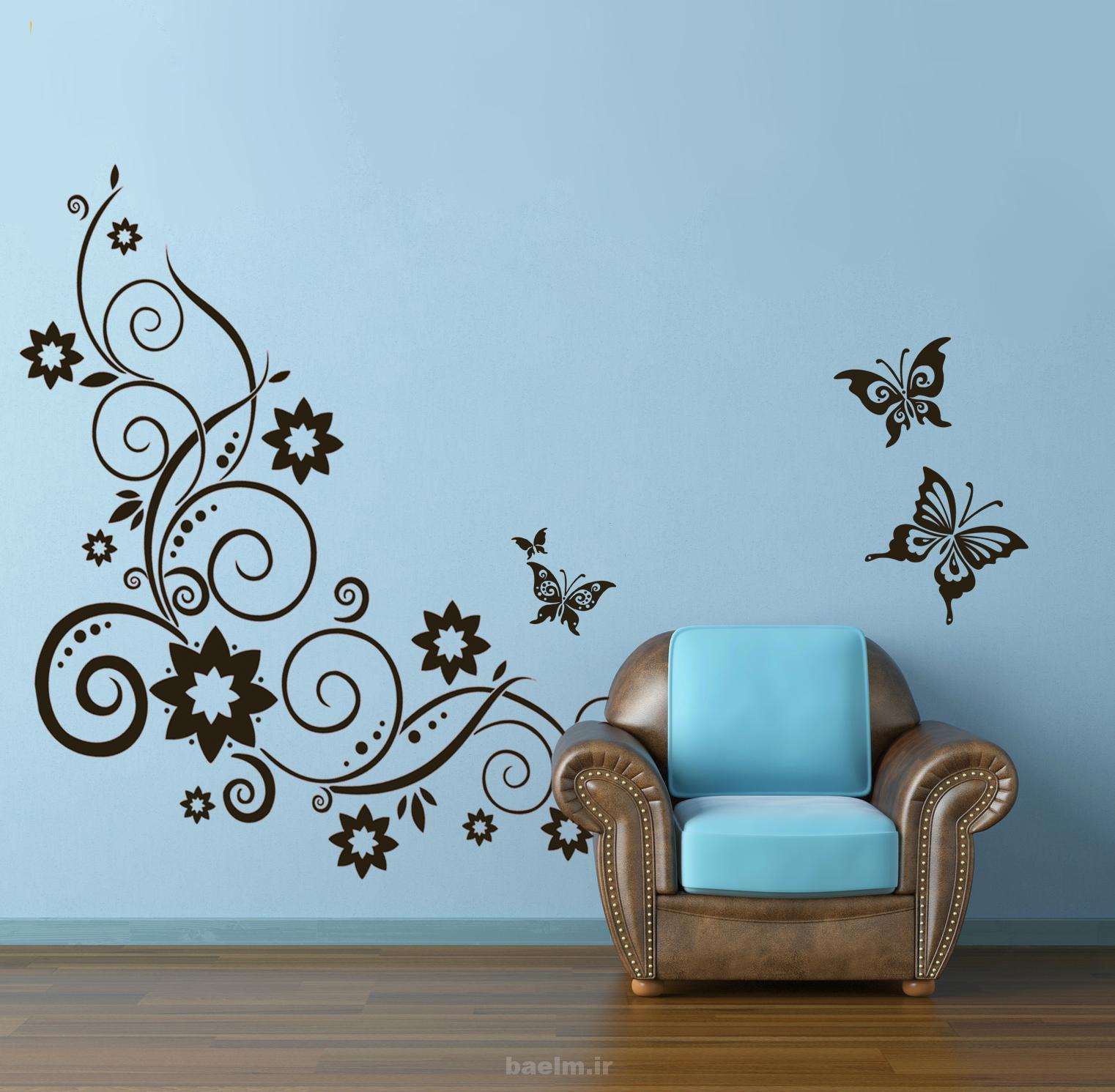 most beautiful wall stickers 15 Most Beautiful Wall Stickers