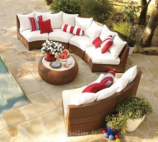 patio furniture sets 16 Patio Furniture Sets