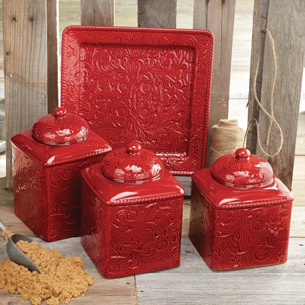 red kitchen accessories 4 Red Kitchen Accessories
