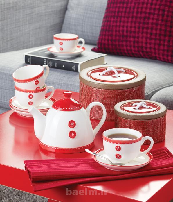 red kitchen accessories 5 Red Kitchen Accessories