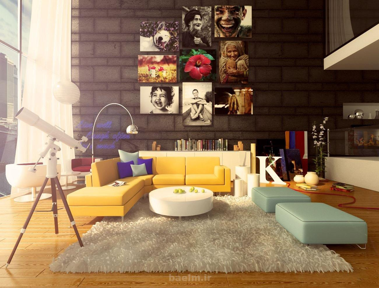 Bring color to your home 4 Bring Color To Your Home
