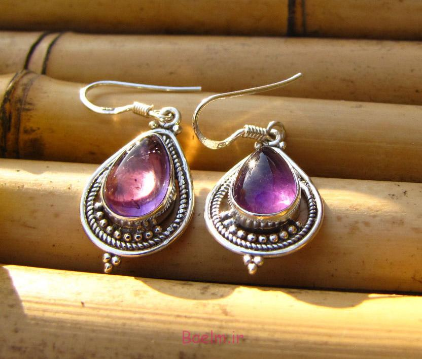 amethyst earrings 1 Designs of Amethyst Earrings